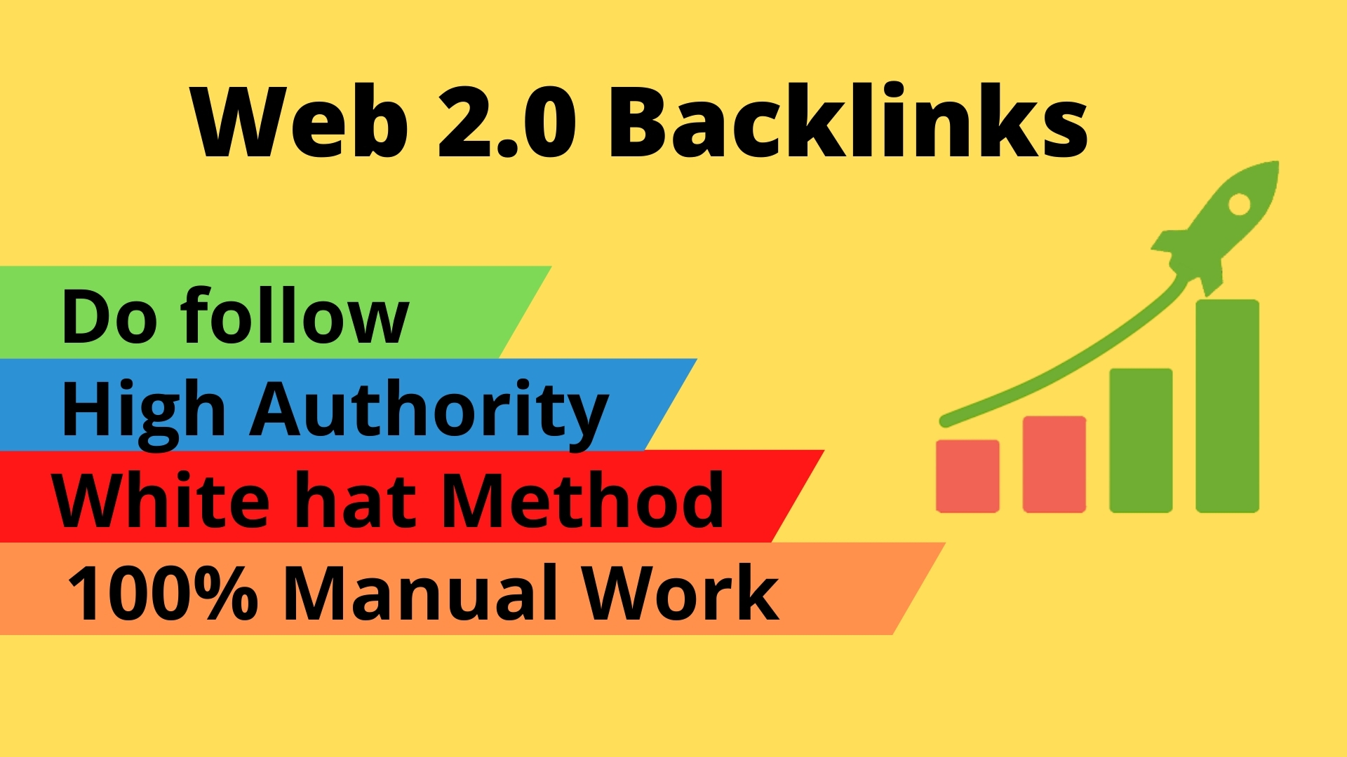 I will create super 15 Web 2.0 backlinks buffer blogs manually