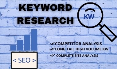 100 Keyword research and competitor analysis really ranks