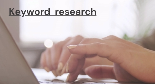 I will find best keywords and competitor analysis.