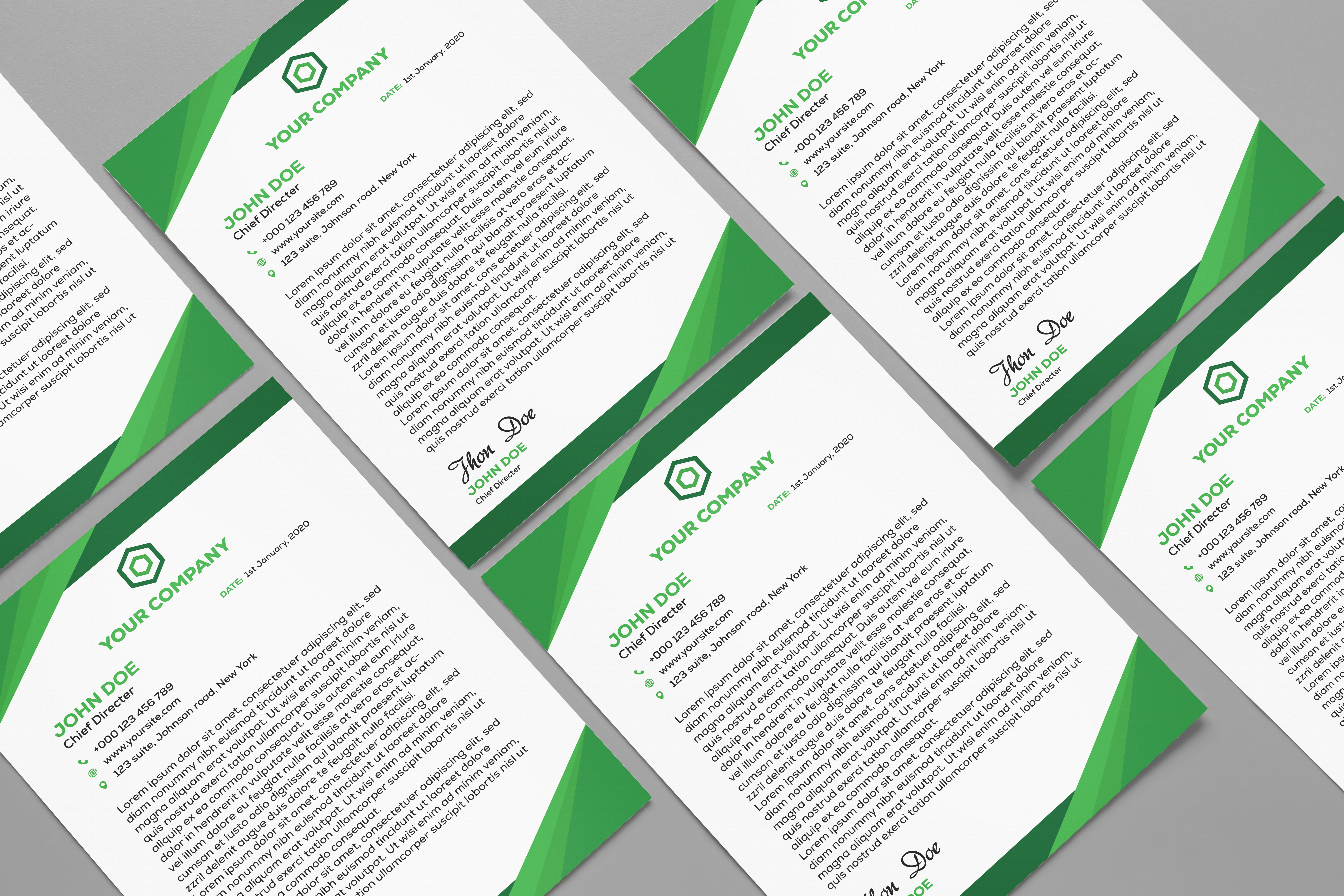 I will Design professional corporate resume for you