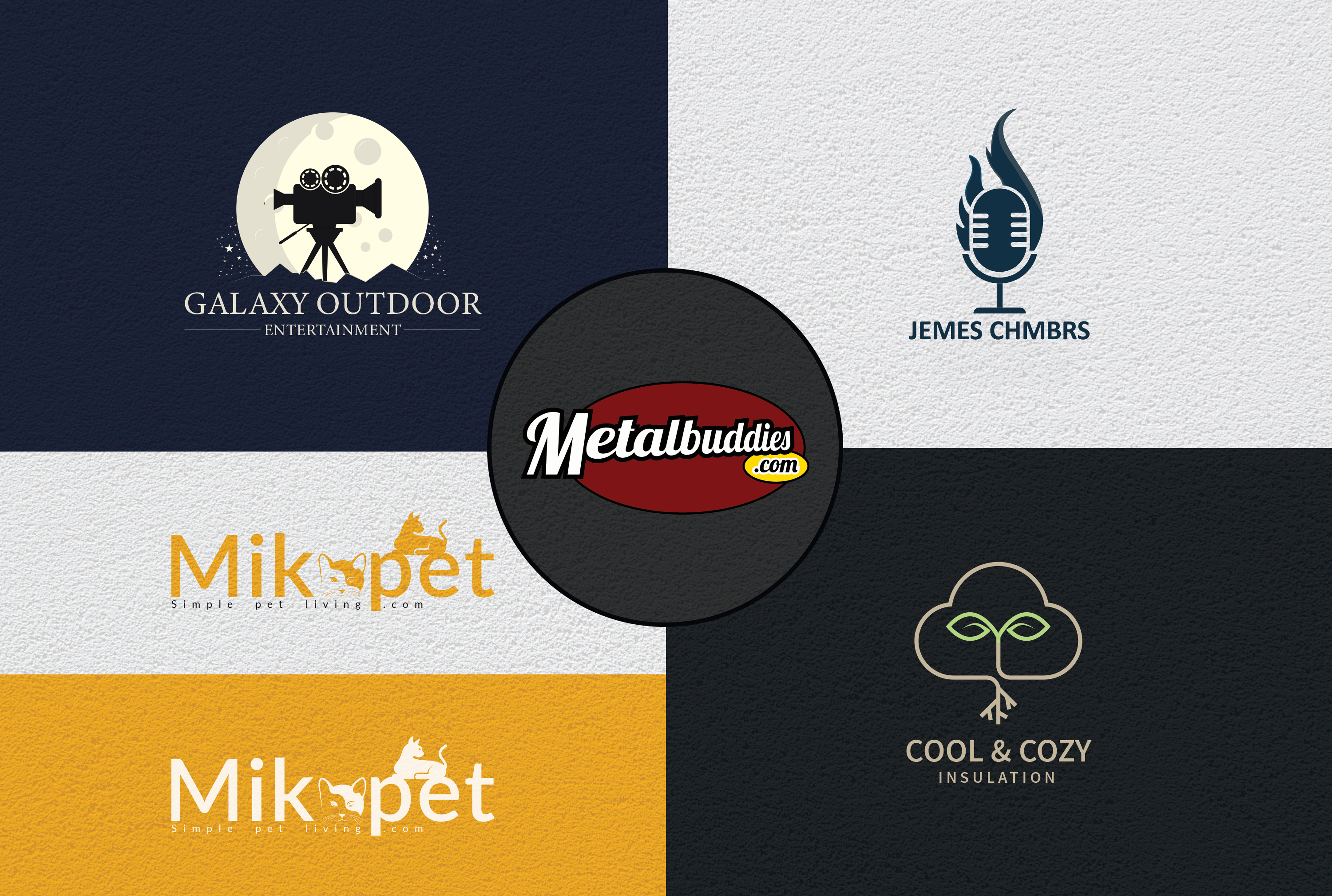 I will do modern uniqe minimalist logo design
