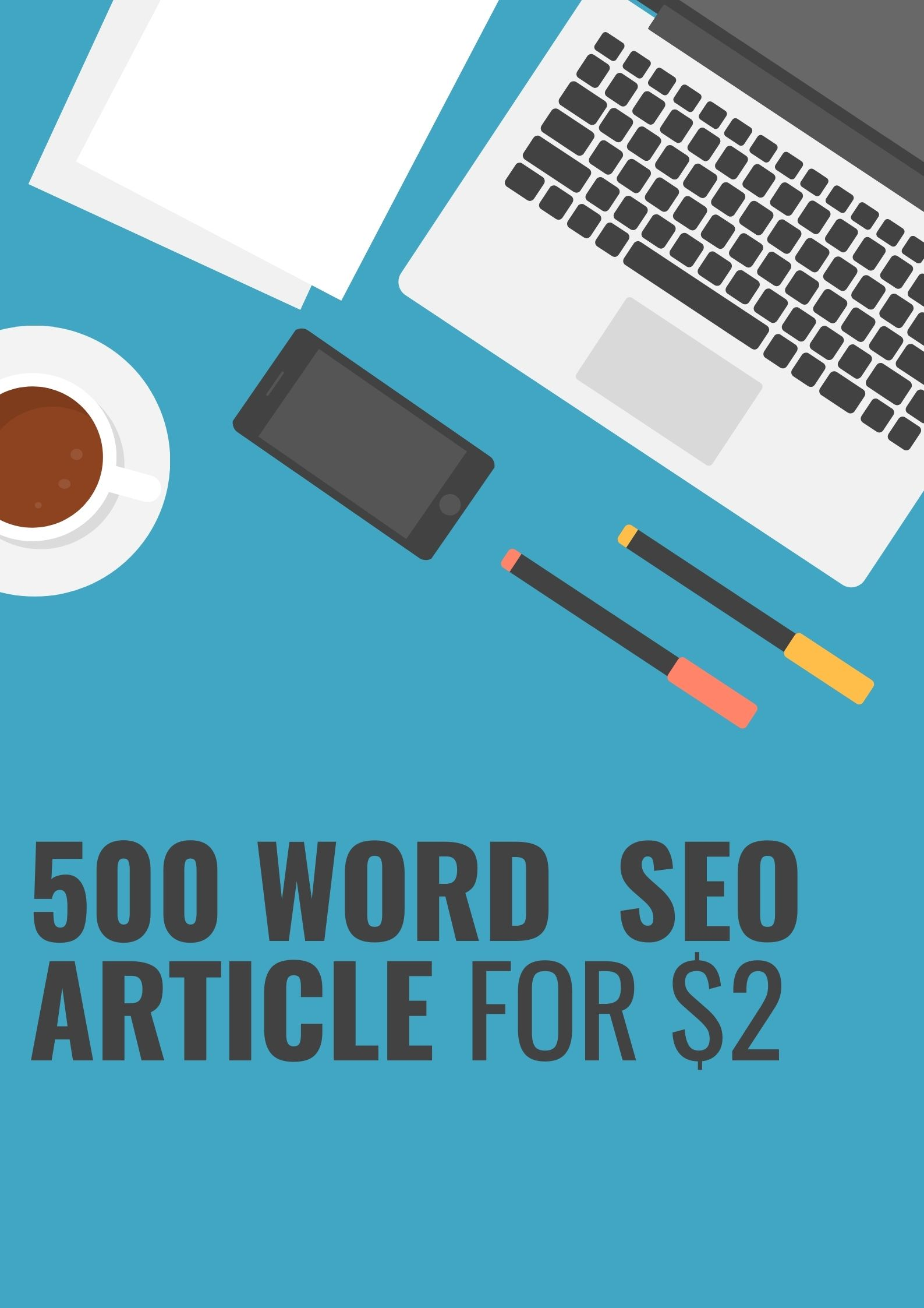 I will write 500 word article with in 24 hours