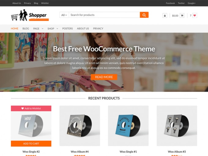 I will upload products to woocommerce store