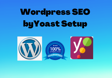 I will do wordpress yoast seo,  onsite on page optimization,  meta tag and schema markup
