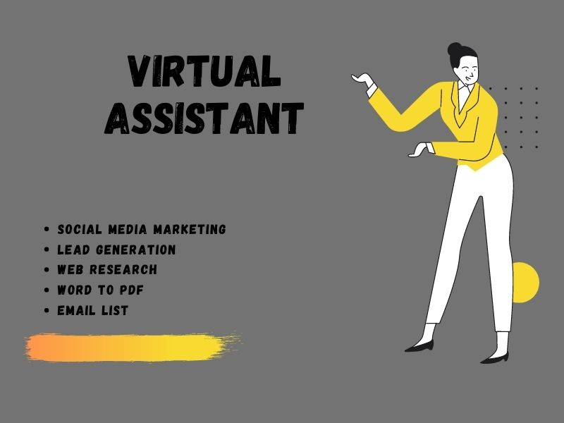 I will be your admirable virtual assistant