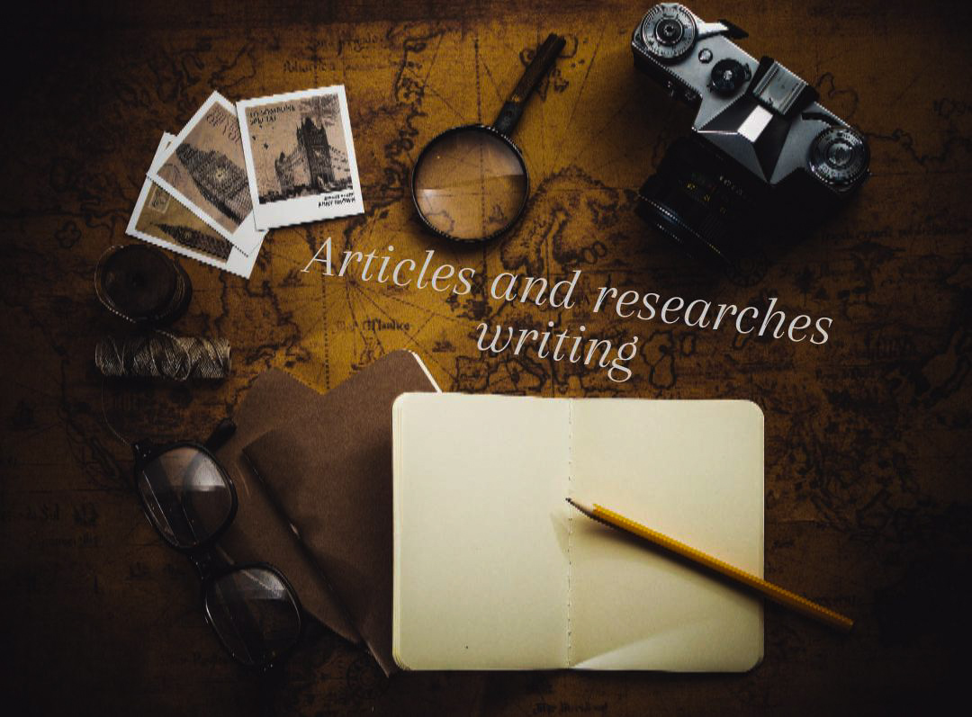 Articles and researches writing