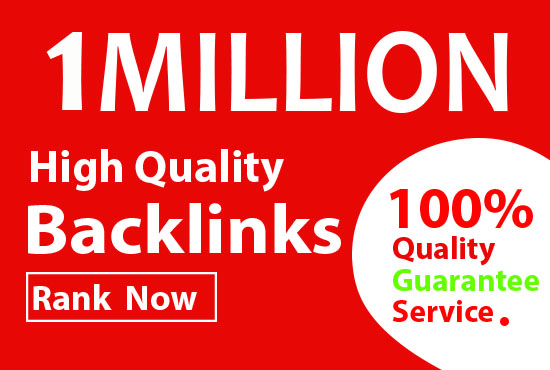 I will provide 1 million gsa dofollow tier high quality backlink with guarantee service