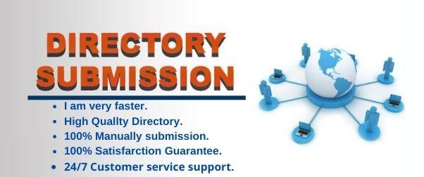 I will create 30+ HQ Niche directory submission