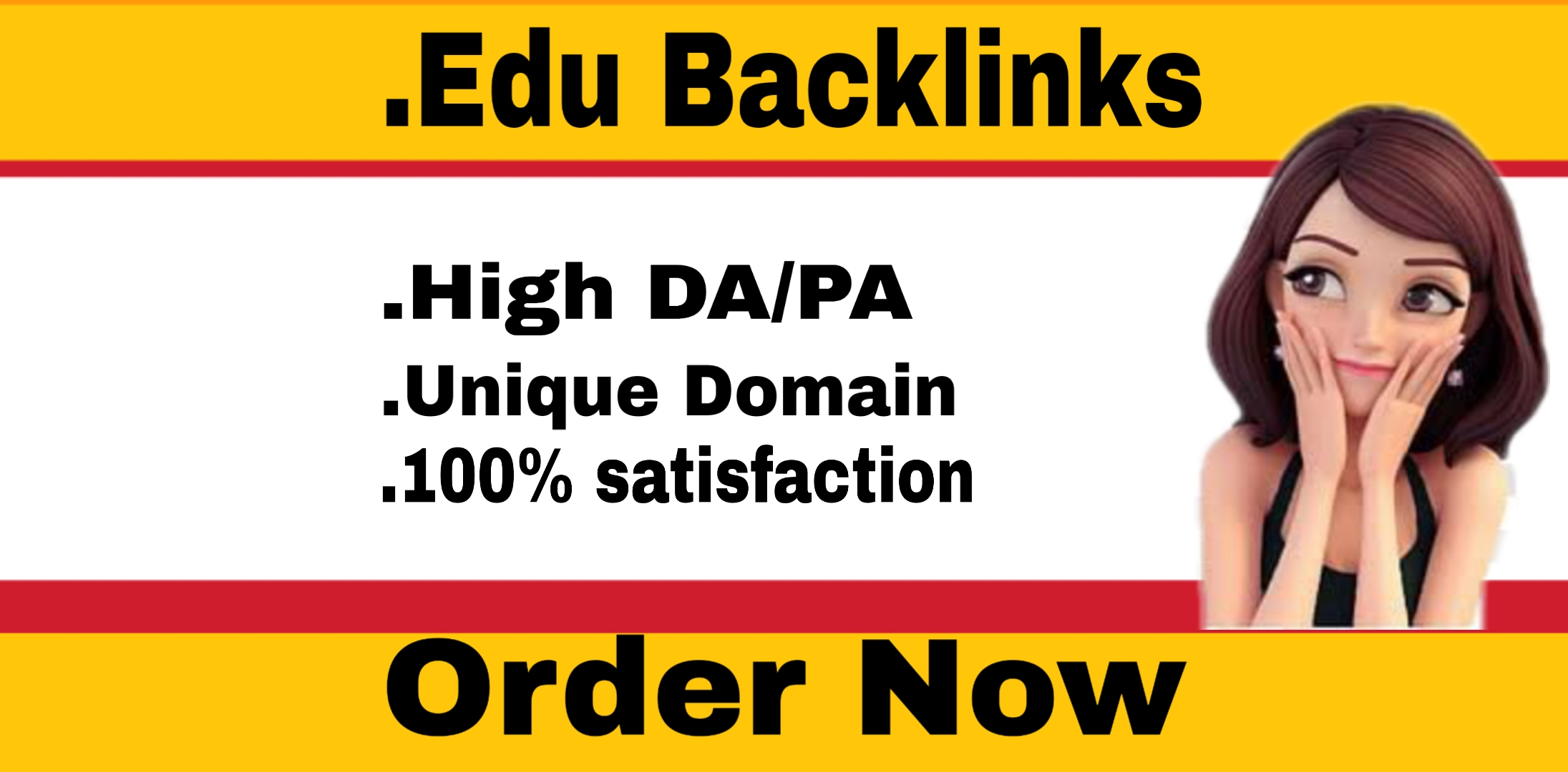 I will do 10 EDU Link building For SEO Back links