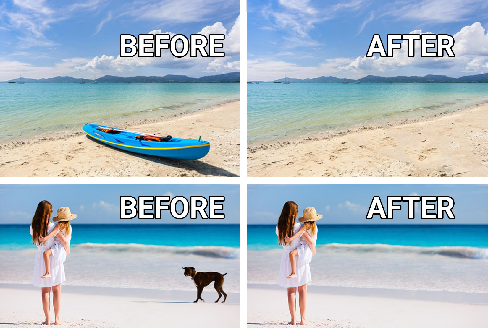 I can do amazon product background remove, object remove