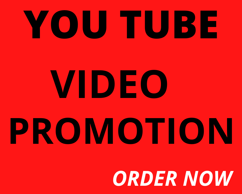 I will do viral YouTube video promotion,  YouTube video marketing for your business