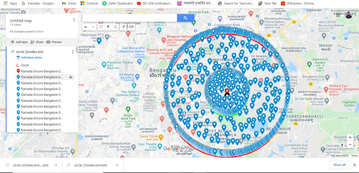 989+ Live Google Map citation create for rank you business with local SEO