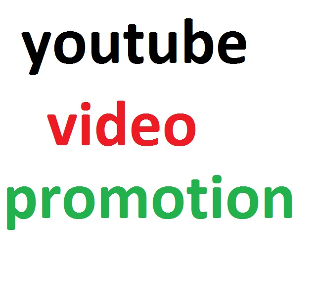 Organic YouTube video promotion with HQ profile audience