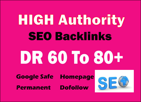 i will make 50 high dr 60 to 80 pbn backlinks for seo