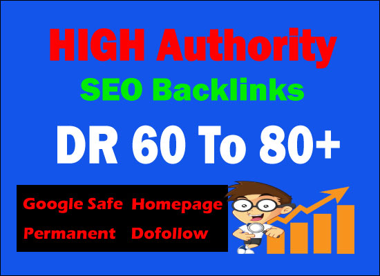 i will make 30 high dr 60 to 80 pbn backlinks for seo