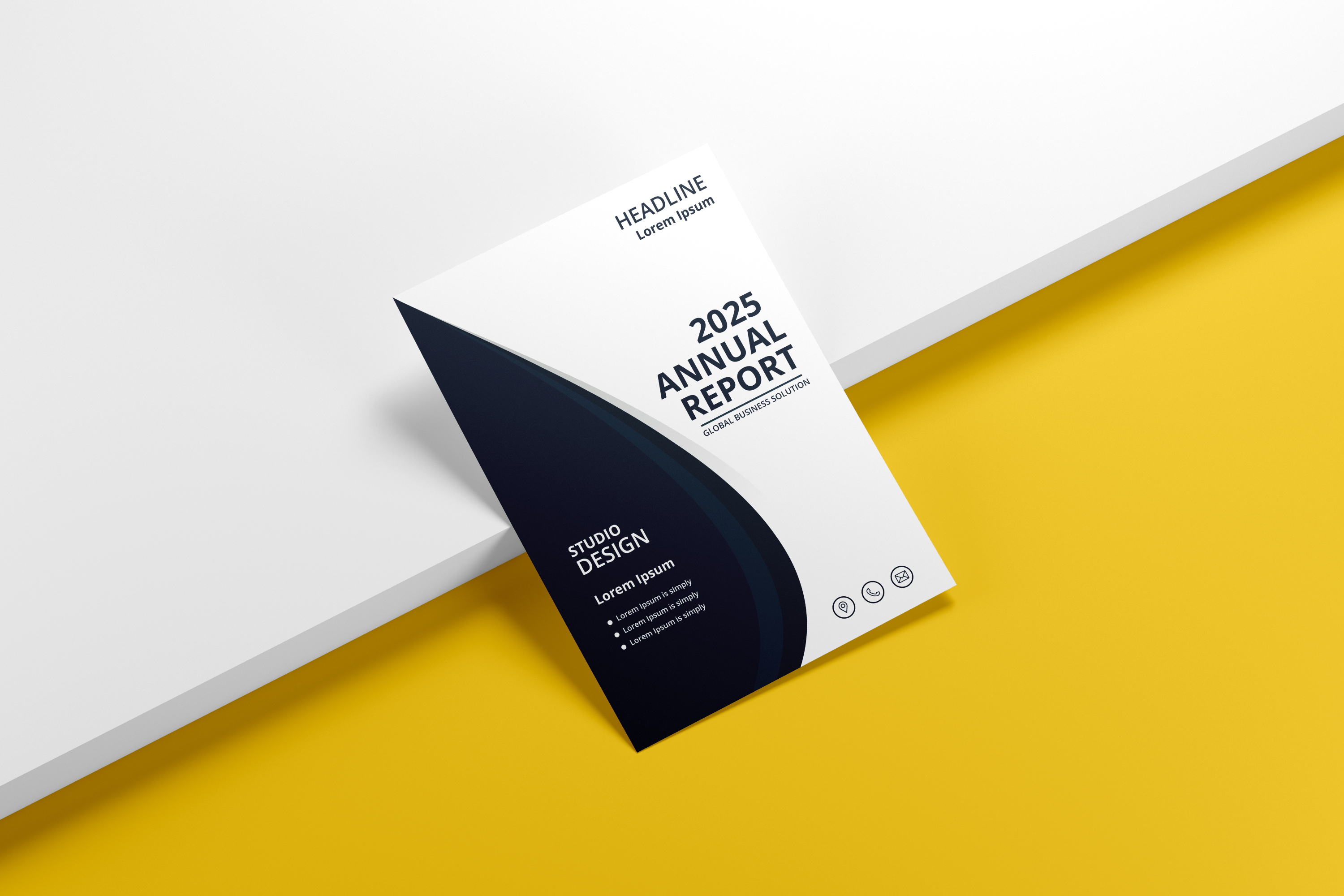 I will design unique a4 flyer in 10 hours