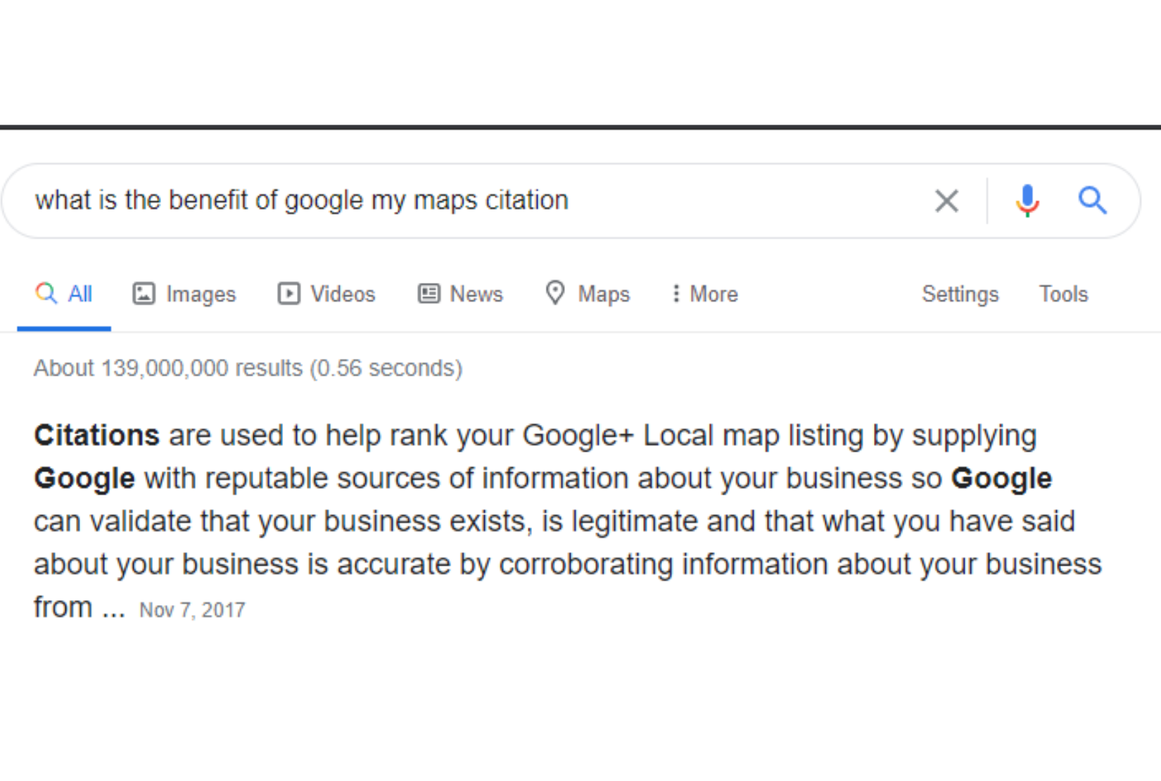 i will create manually 4000+ google map citation for local seo