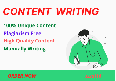 I Will Write 1500 Words Professional Content For Your Business