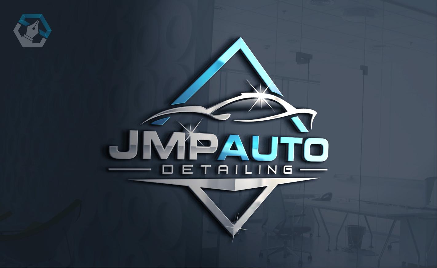 I will make a car logo in a modern,  sport style