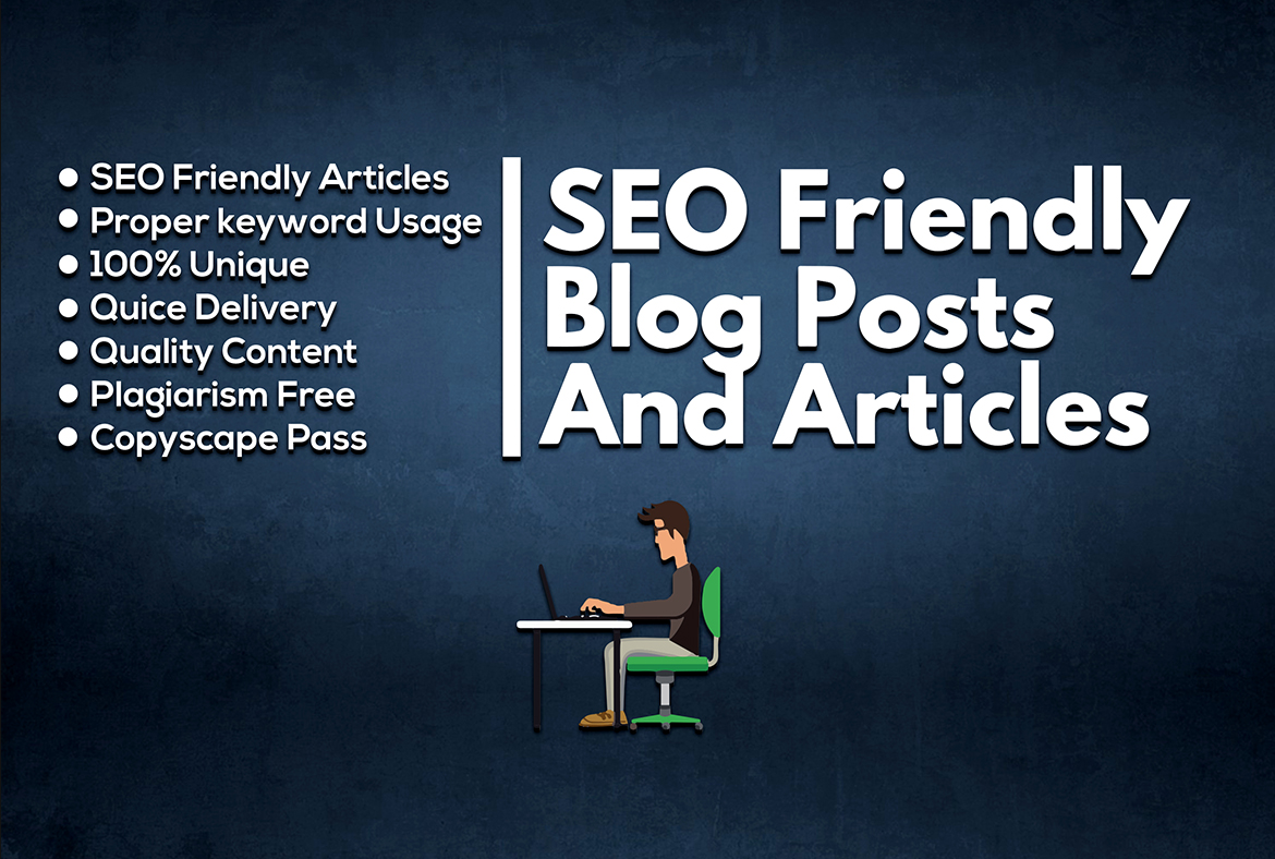 I will write SEO friendly Article for you up to 500+ words
