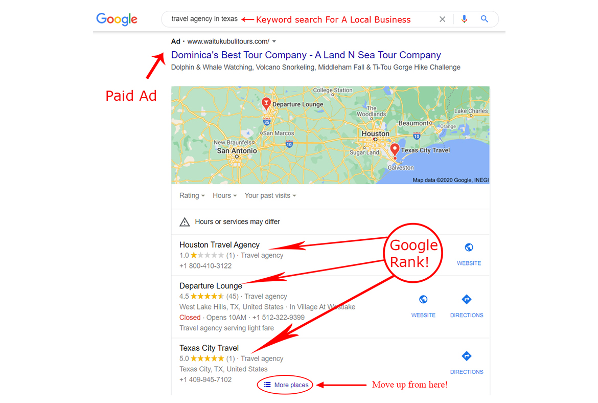 I will do 2000+ google maps citations for local business SEO