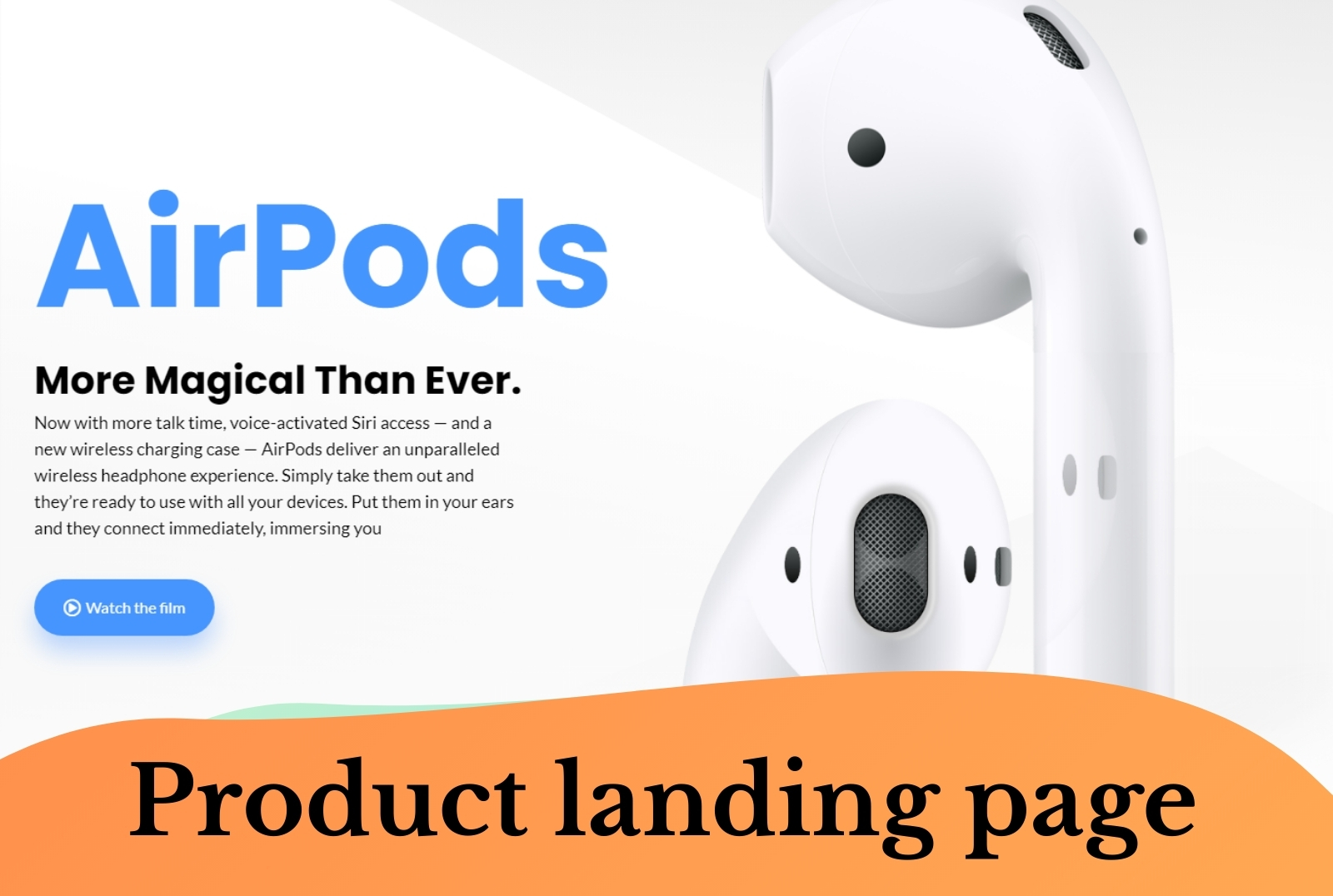 I will create a word press landing page or elementor landing page design