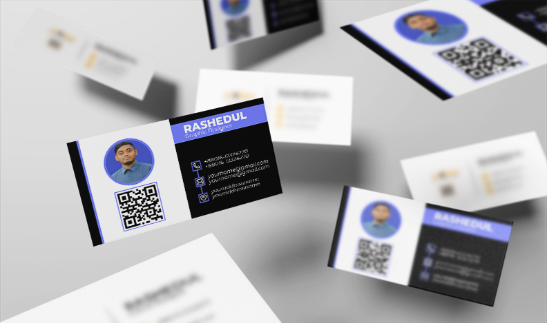 I will Create unique,  stylish business card