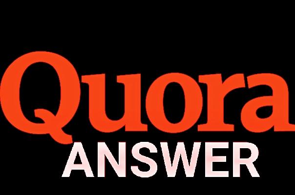 100 Words 3 Quara answers PA 91 DA 90 High Quality Backlinks