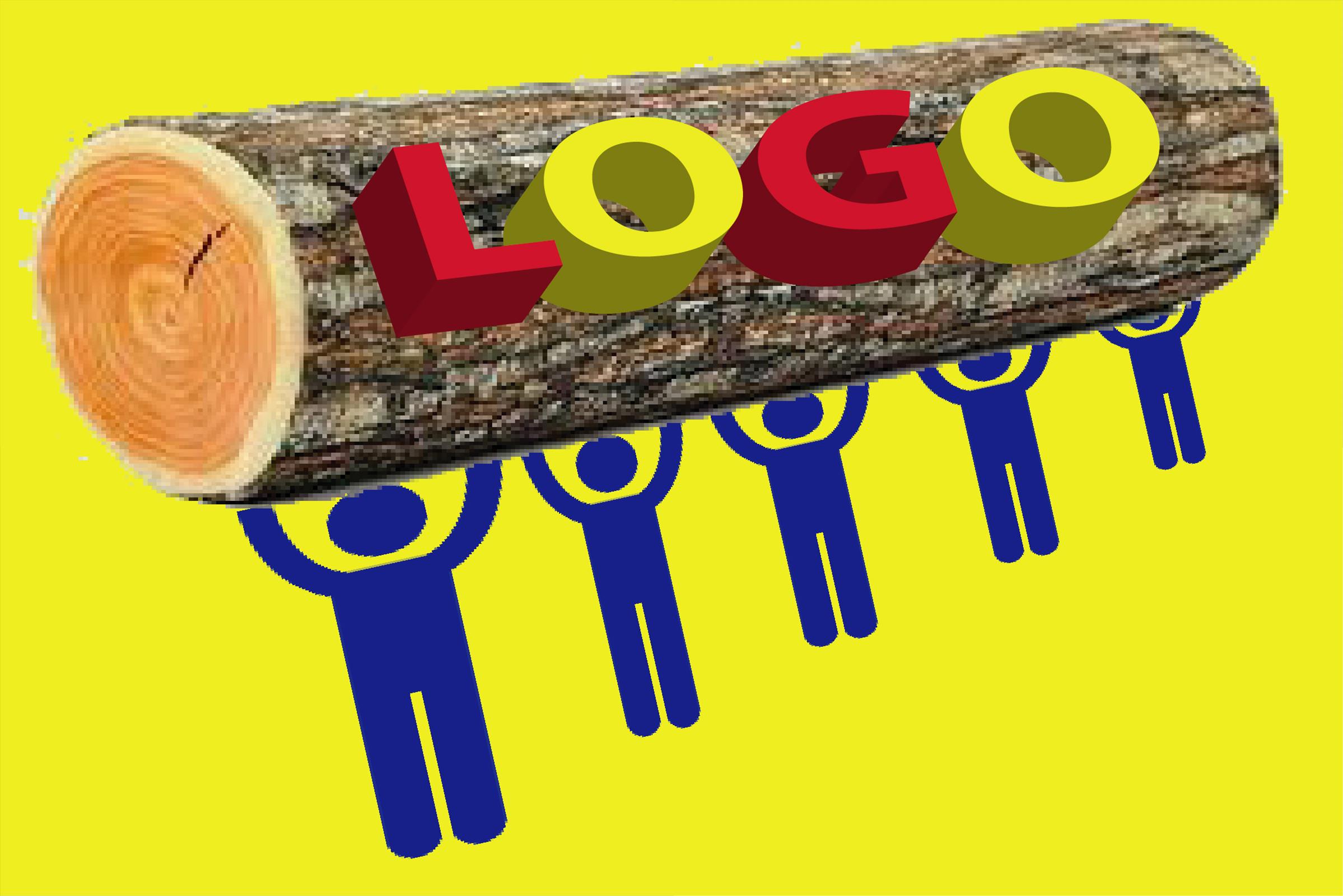 i will Do modern minimalist flat logo design in 24 hours