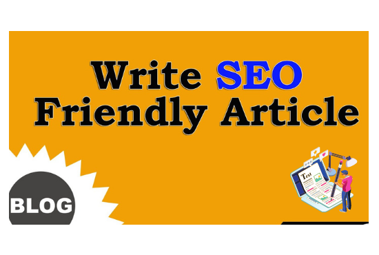 I will write 1000 words SEO friendly blog or article for you website