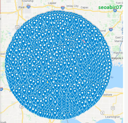 Do 1500 google maps citations for local business SEO