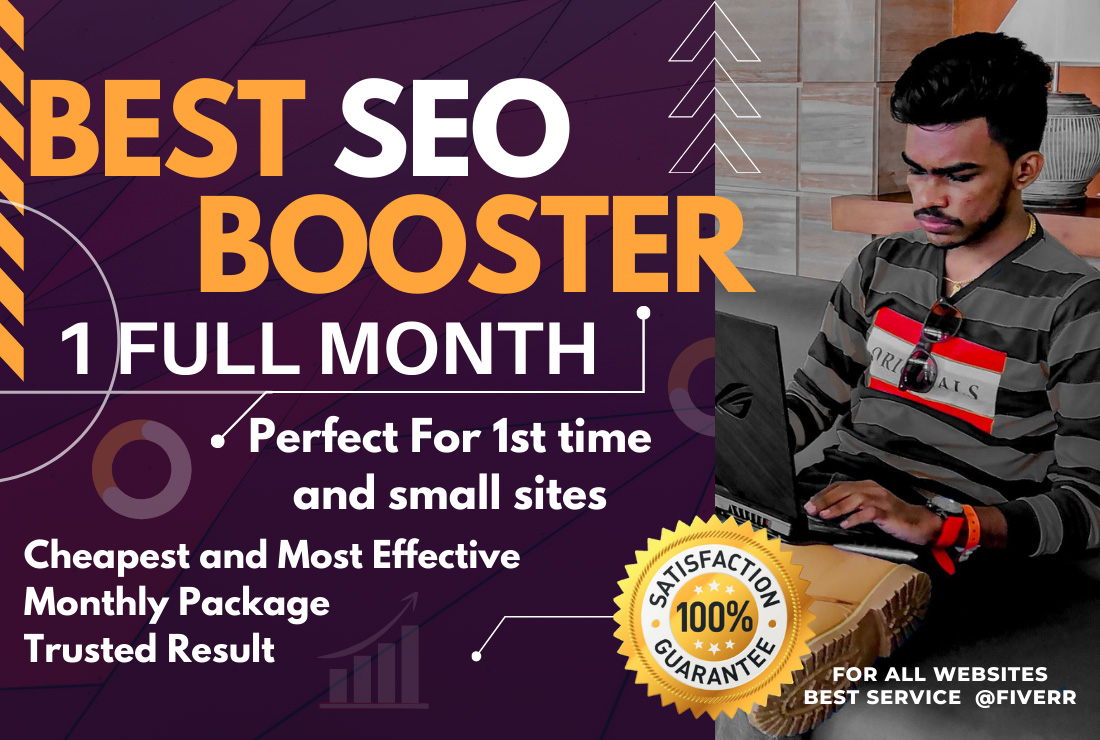 Rocket seo service package for new sites for 1st page google rankings