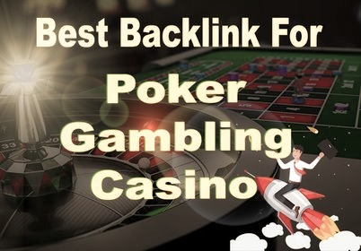 99+ Casino,  Poker,  Gambling High Quality Homepage Backlinks on high authority sites