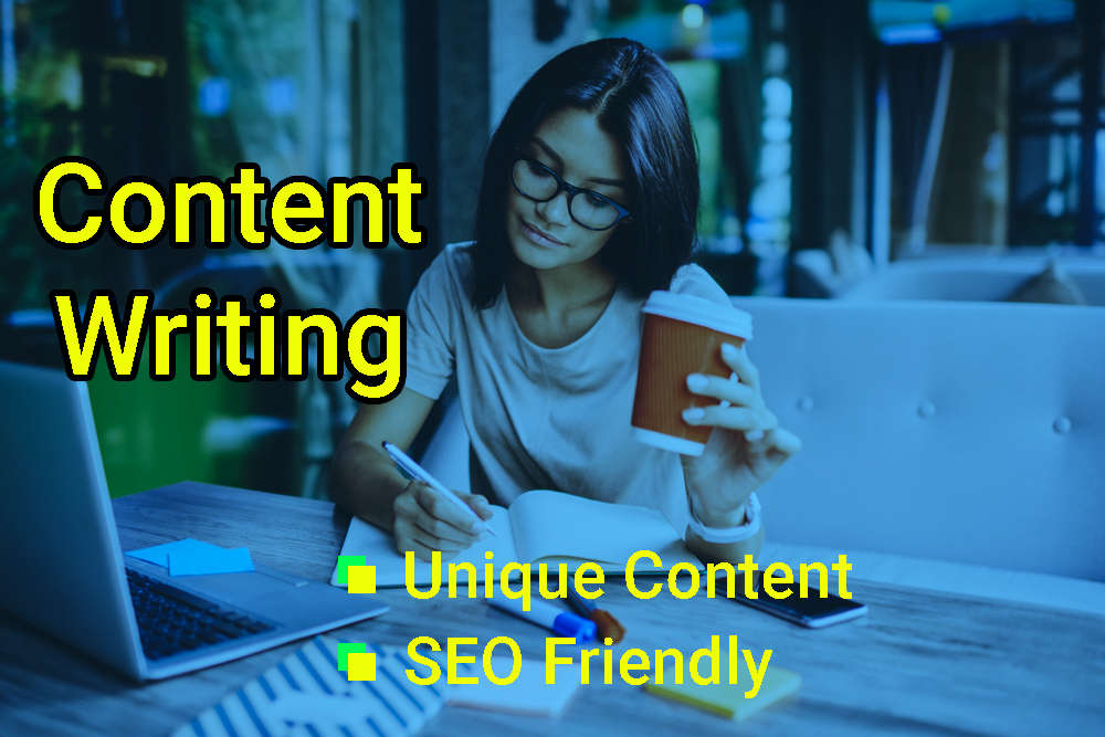 I Will Write 500 High Quality SEO Friendly Article