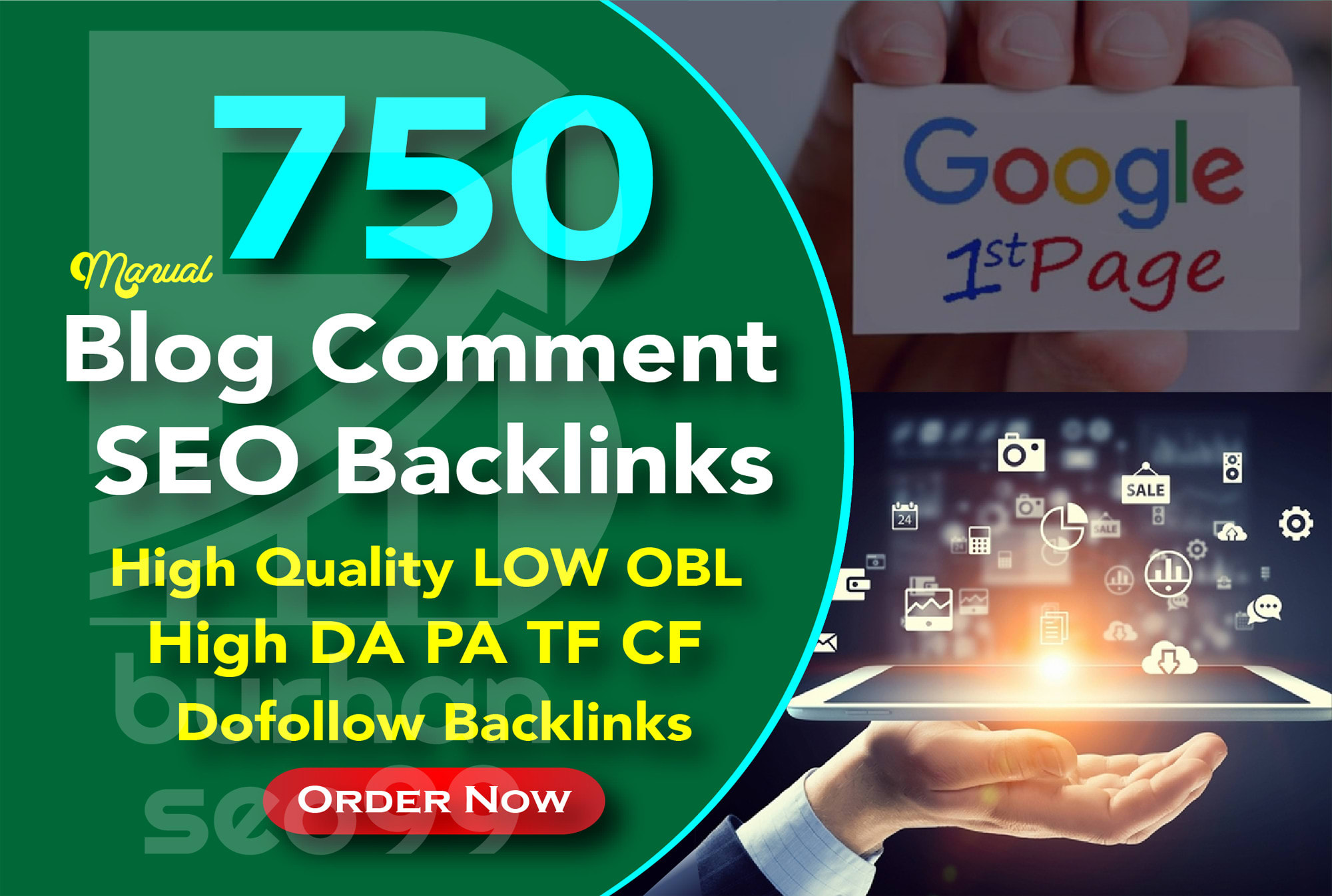 I will create 750 dofollow blog comments high quality seo backlinks
