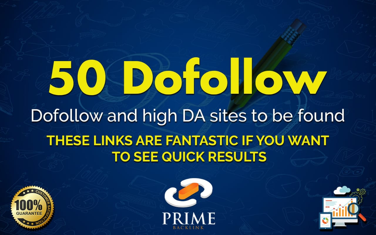 I will make high authority dofollow SEO backlinks blog comment