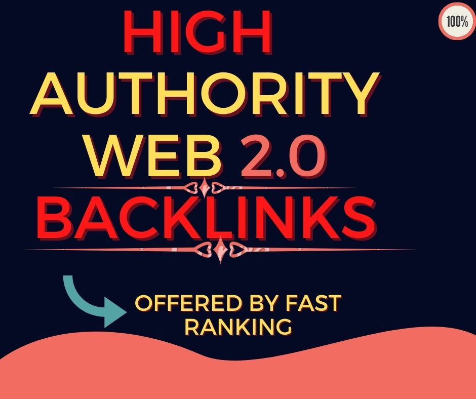 I Will Build 50 High Authority Web 2.0 profile backlinks on high page rank sites