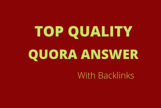 Promote your website with highly 20 Quora answers
