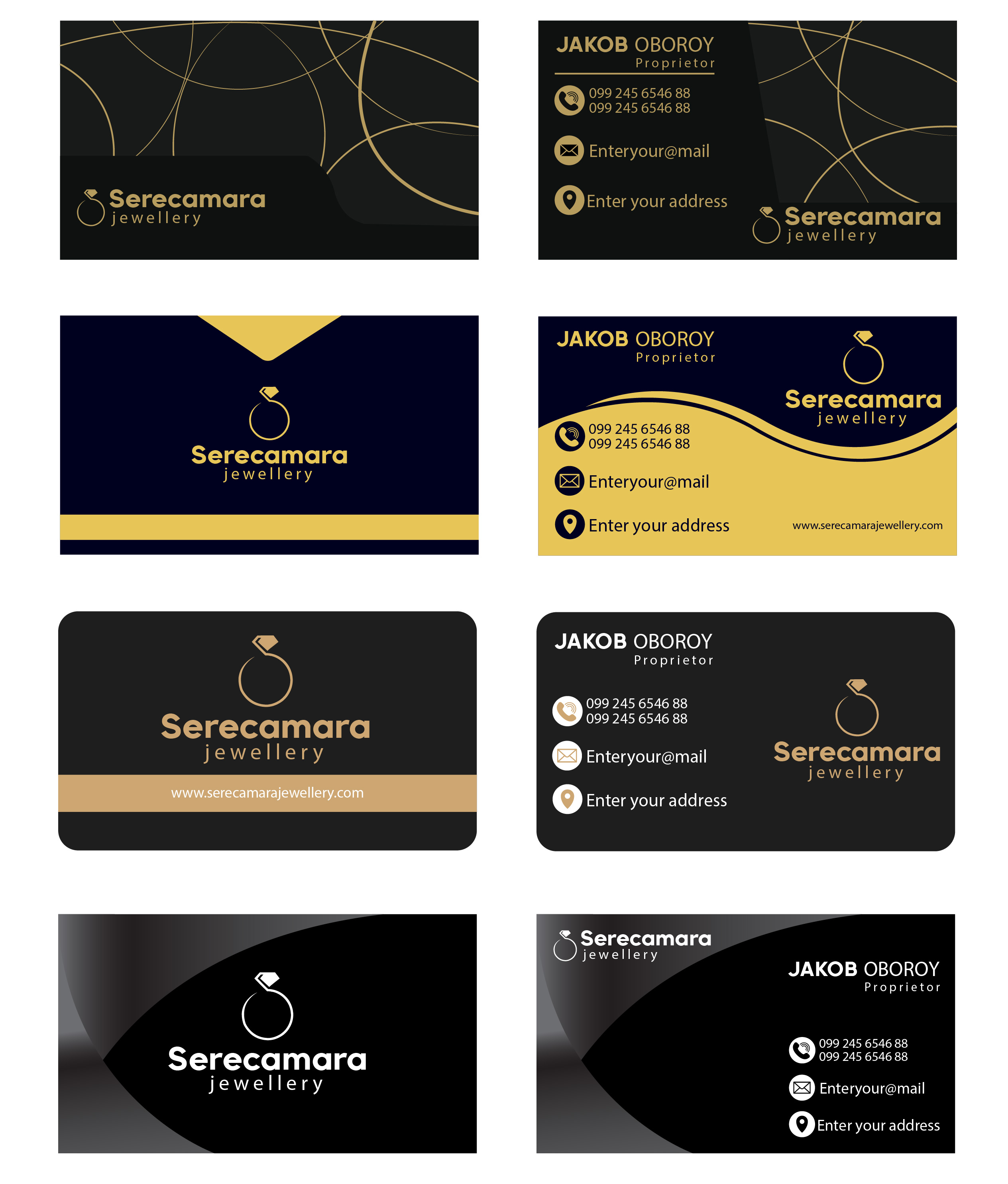 i will design stunning banner and businesscard