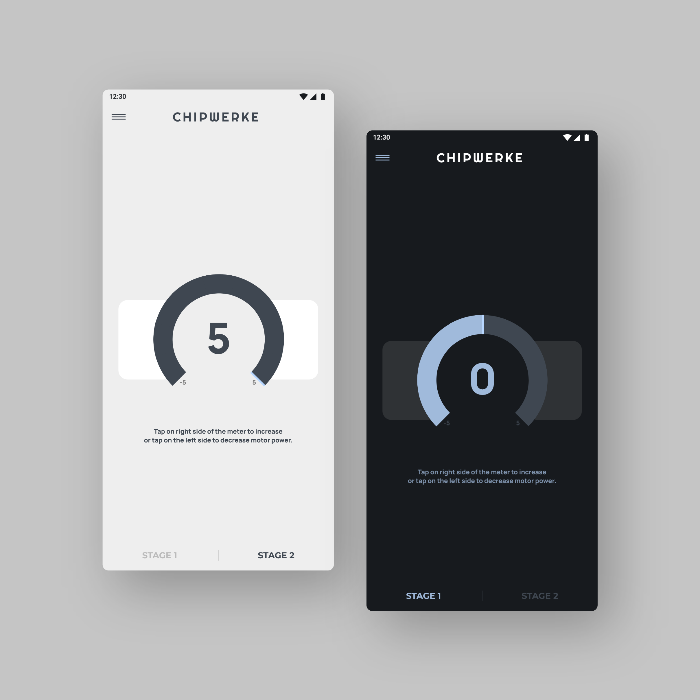 I will design Mobile app and Web UI