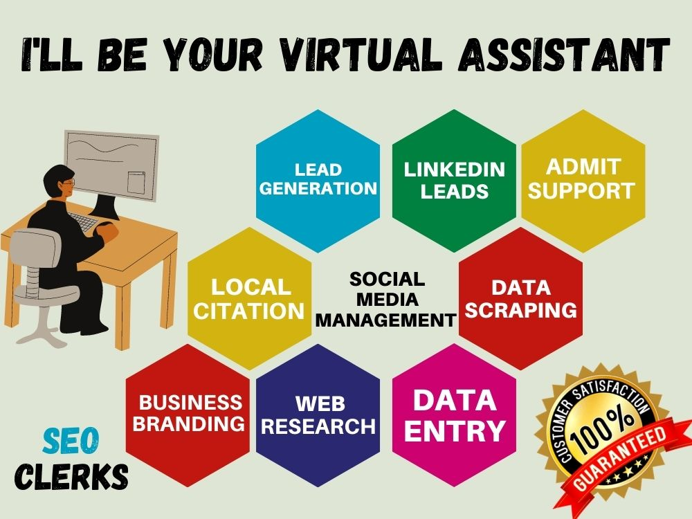 I will be your best professional virtual assistant.