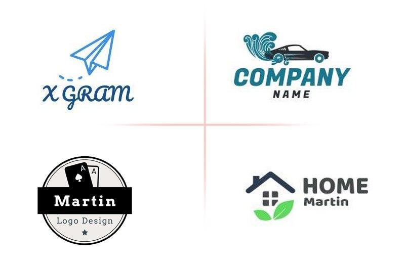 Logo design in the shortest time
