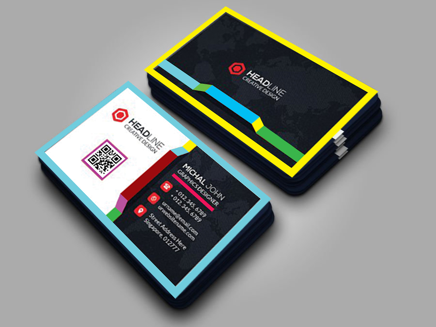 I will design your business card in 24 hours superfast delivery