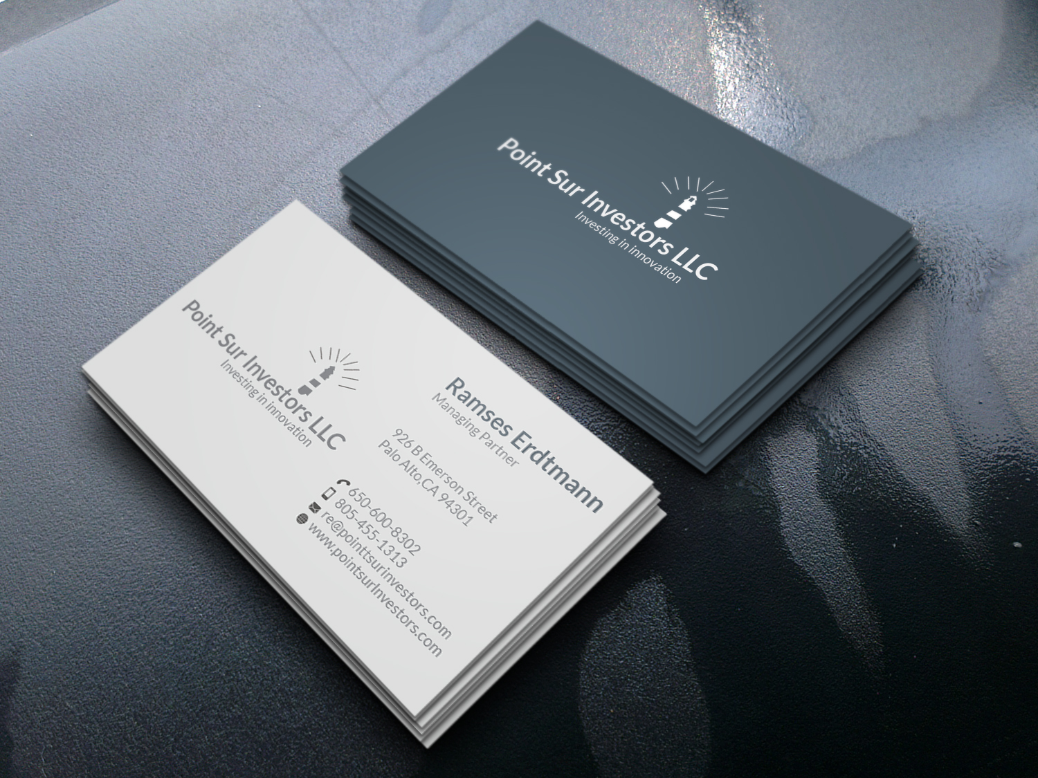I will create amazing and unique business card the way you want