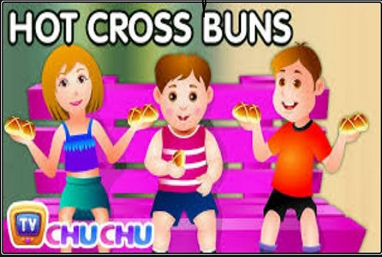 I will create video 2d nursery rhymes,  cartoon story for kids