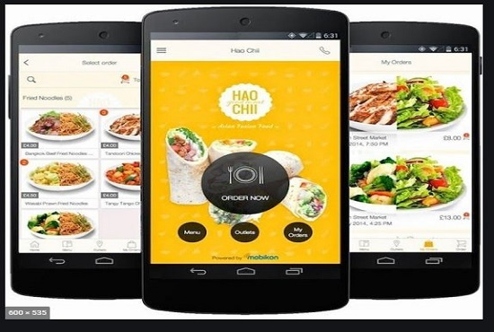I will build food delivery app, restaurant delivery app, grocery delivery app, website