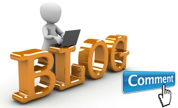I will 100 high do follow blog commenting with high DA PA backlinks