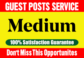 I will write and publish article on DA 80 site with Permanent link