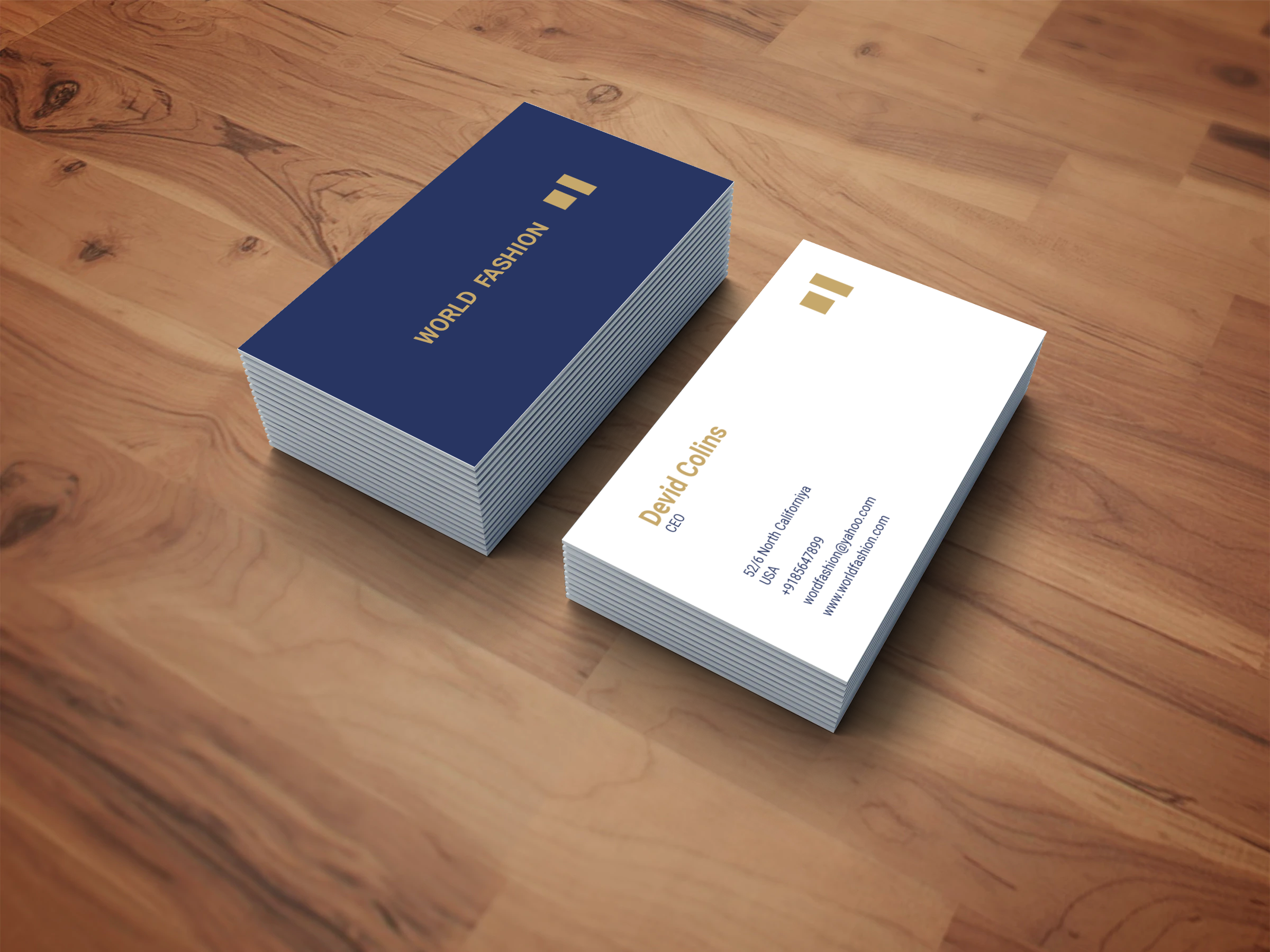 I Will Make Many Professional Business Card Design