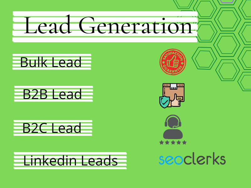 I will do 50 targeted b2b, linkedin lead generation and web research